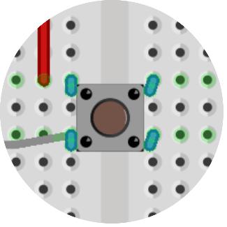Botão Arduino