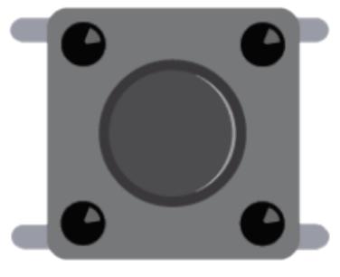 Botão que é utilizado no Arduino