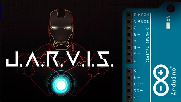 Jarvis a inteligência artificial com o Arduino