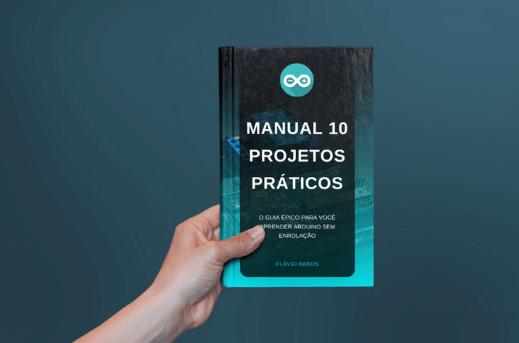 PDF guia para aprender projetos com arduino