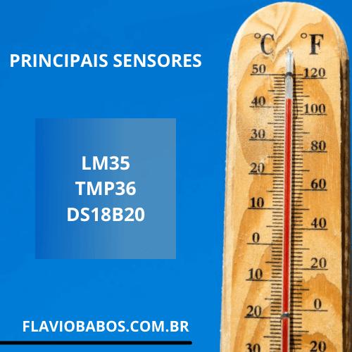 Sensor de temperatura: principais componentes