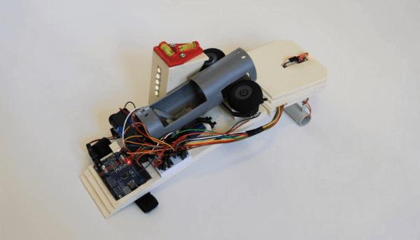 Projeto maquina de beer pong
