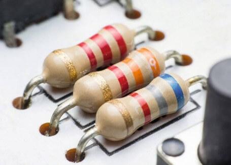 Resistores com Arduino