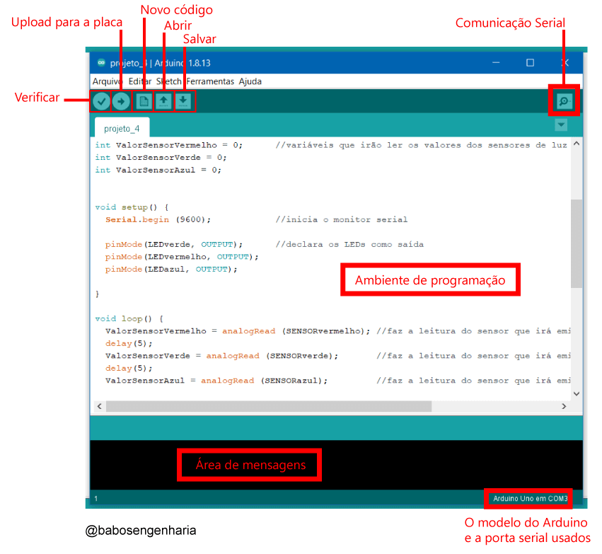 O que é Arduino IDE