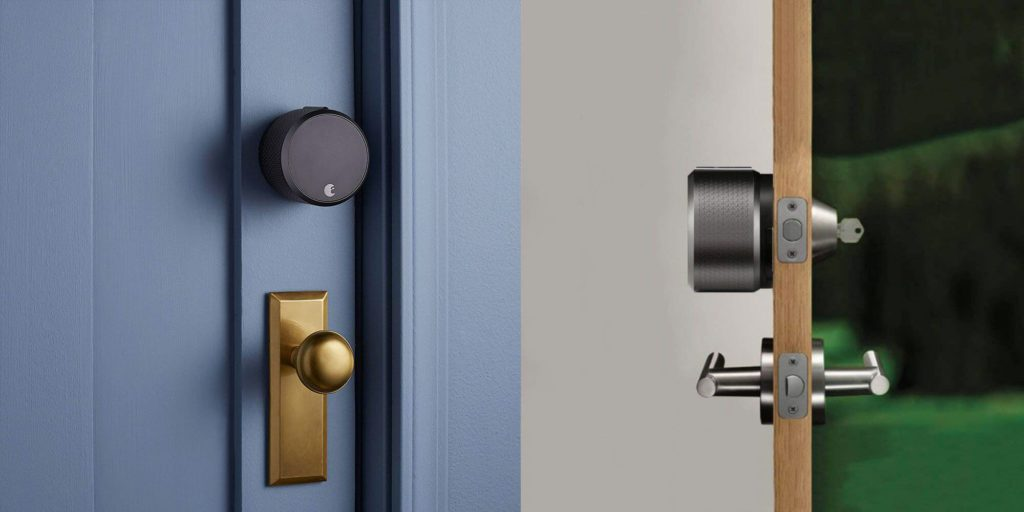 Dispositivo Internet das Coisas: August Smart Lock Pro
