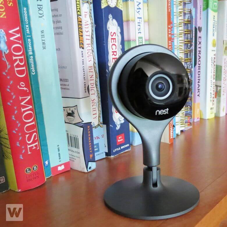 Camera Nest Google