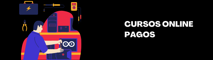 Curso de Arduino Online Pago