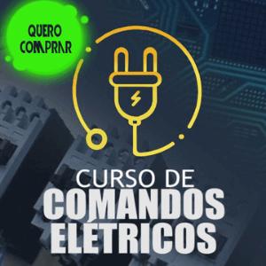 Curso de comandos elétricos online, canal da ser eletricista